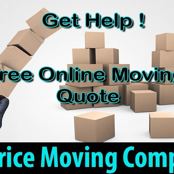 Why would you get a free moving quote?